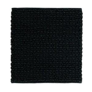 Dywanik łazienkowy Cesar Black, 60x60 cm