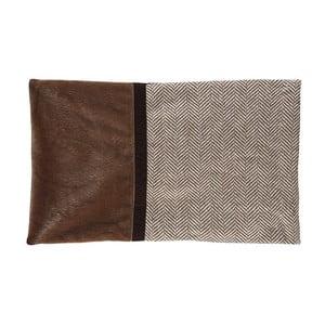 Poduszka Earth Brown, 30x50 cm