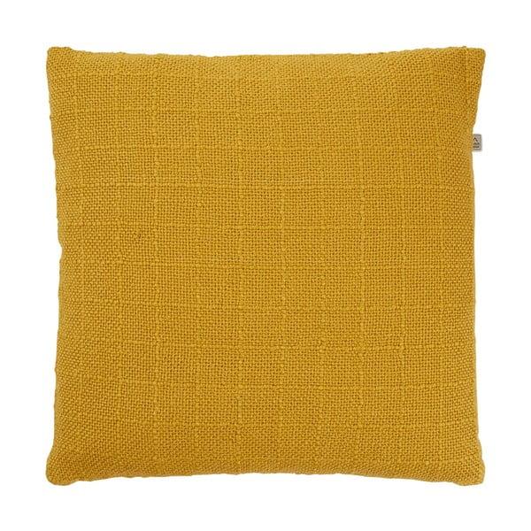 Poduszka Waele Mustard, 45x45 cm