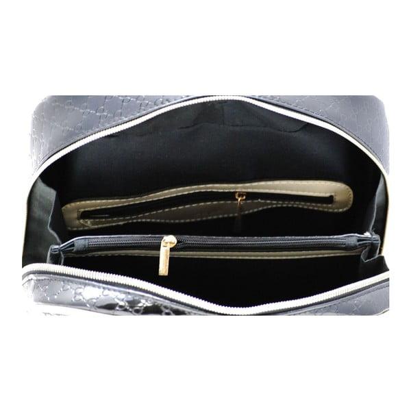 Skórzany plecak Sandy Black