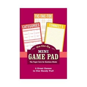 Zestaw 3 gier na papierze Game Pad