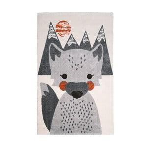 Dywan dziecięcy Nattiot Mr. Fox, 100x150 cm