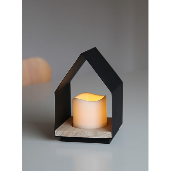 Lampion LED Scandi, 18 cm