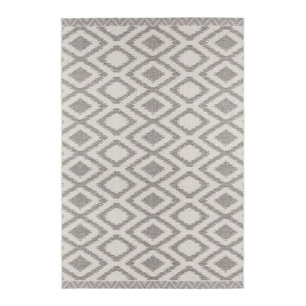 Szary dywan odpowiedni na zewnątrz bougari Kalora, 160x230cm