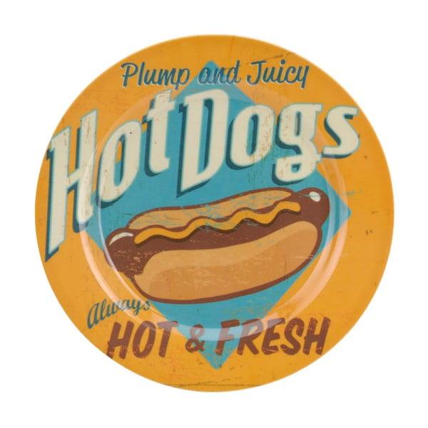 Zestaw naczyń turystycznych Hot Dogs, 6 szt.