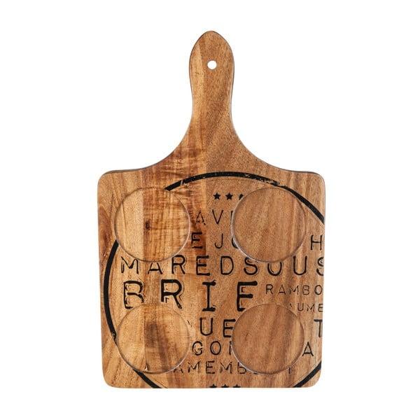 Miski na ser Cheese Board, akacja