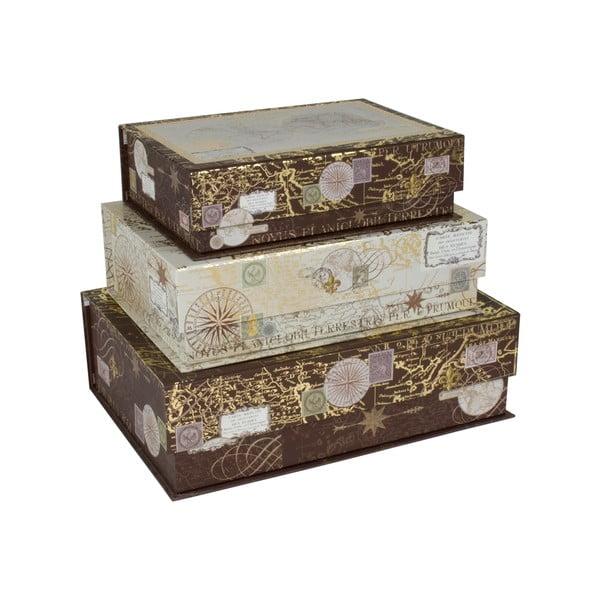 Zestaw 3 pudełek Garden Study