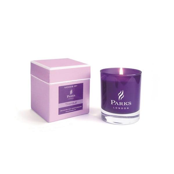 Świeczka Moods Purple, 50 godzin palenia