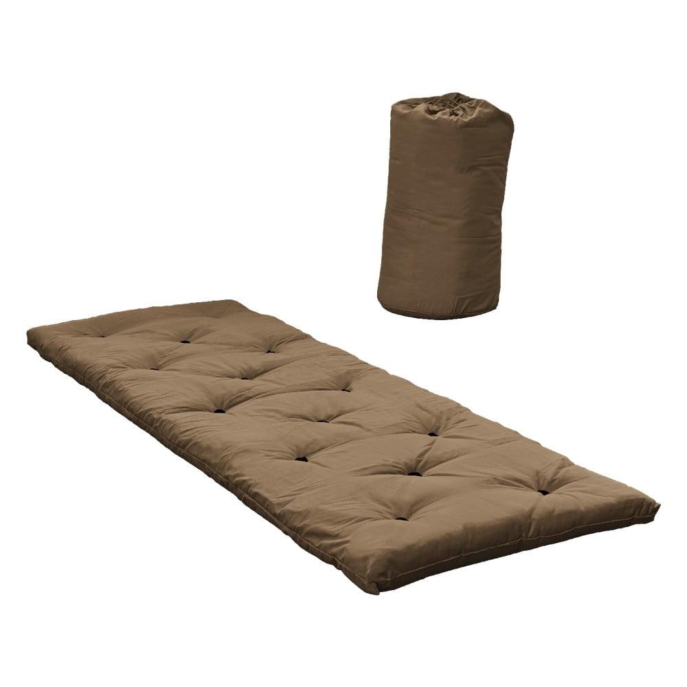 Brązowy materac dla gości Karup Design Bed In A Bag Mocca