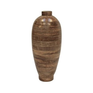 Drewniany wazon Canett Værløse, wys. 59 cm