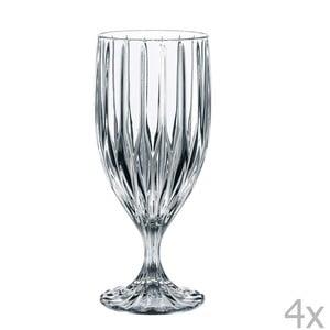 Komplet 4 kieliszków ze szkła kryształowego Nachtmann Prestige Beverage, 390 ml