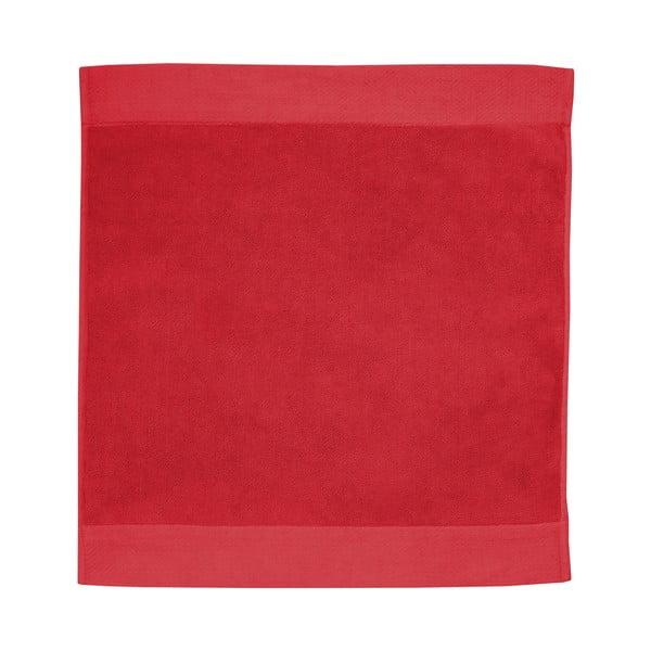 Zestaw ręcznik, dywanik i dyfuzor Pure Red