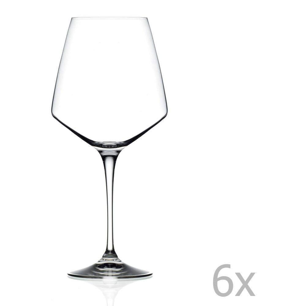 Zestaw 6 kieliszków do wina RCR Cristalleria Italiana Alberta, 790ml | Bonami