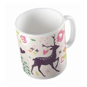 Ceramiczny kubek Deer And Bird, 330 ml