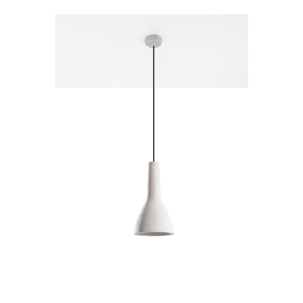Biała lampa wisząca Nice Lamps Mattia