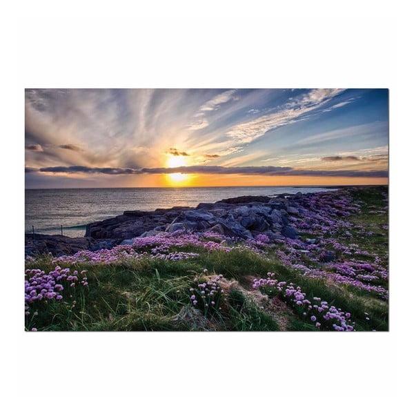 Obraz na płótnie By The Ocean, 120x80 cm