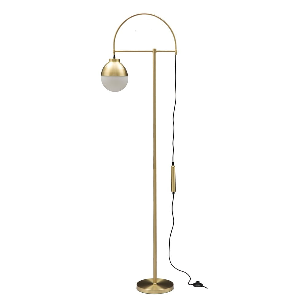 Lampa stojąca w kolorze złota Mauro Ferretti Elegant