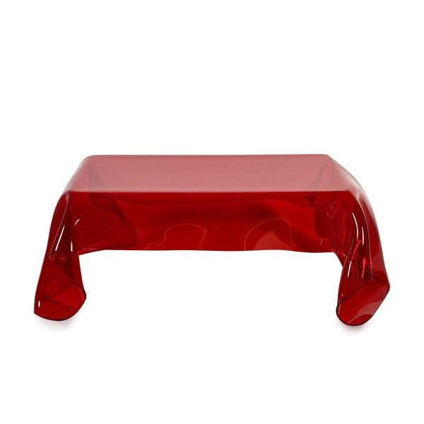 Stolik Drappeggi Tavolino Rosso