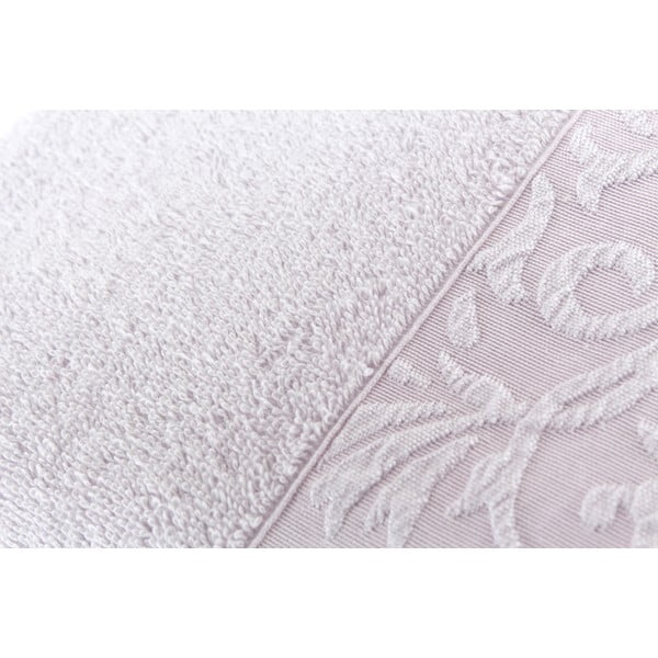 Komplet 2 ręczników Burumcuk Lilac, 50x90 cm