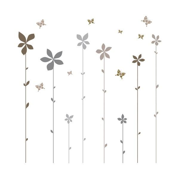 Naklejka dekoracyjna Eurographics Flowers Summer