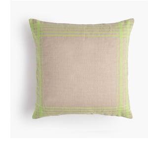 Poszewka na poduszkę Mantel Verde, 45x45 cm