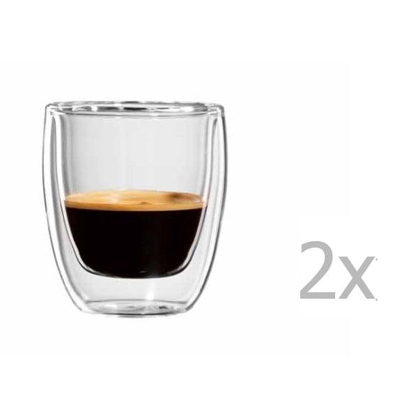 Zestaw 2   kubków na espresso bloomix Roma