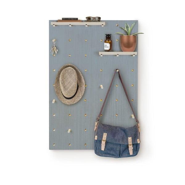 Tablica naścienna z półkami Pegboard Azul