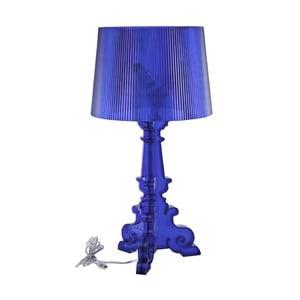 Lampa stołowa Florencia, niebieska