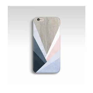 Etui na telefon Wood Triangles na iPhone 6/6S