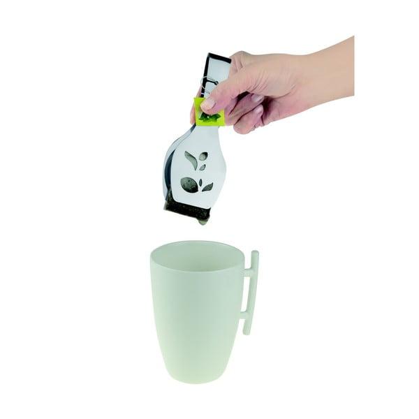 Kleszcze do wyciskania woreczków od herbaty