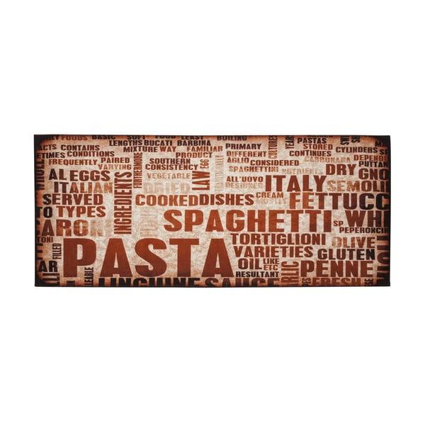 Wytrzymały dywan kuchenny Webtapetti Spaghetti, 60x220 cm