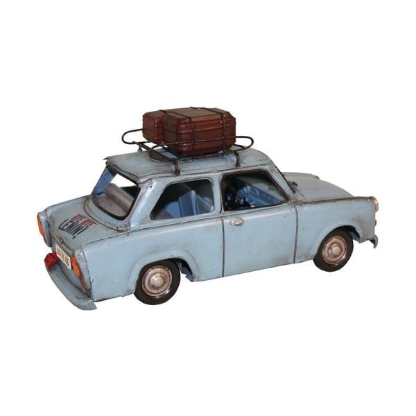 Samochód dekoracyjny Antic Line Blue Car