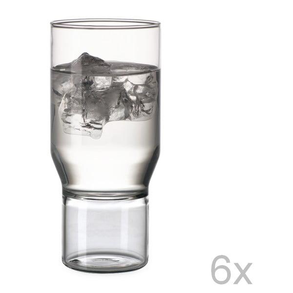 Zestaw 6 szklanek Funky Water