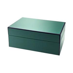 Zielone pudełko a'miou home Doubla