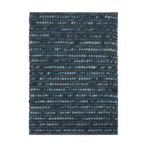 Dywan Mallawi 91x152 cm, niebieski