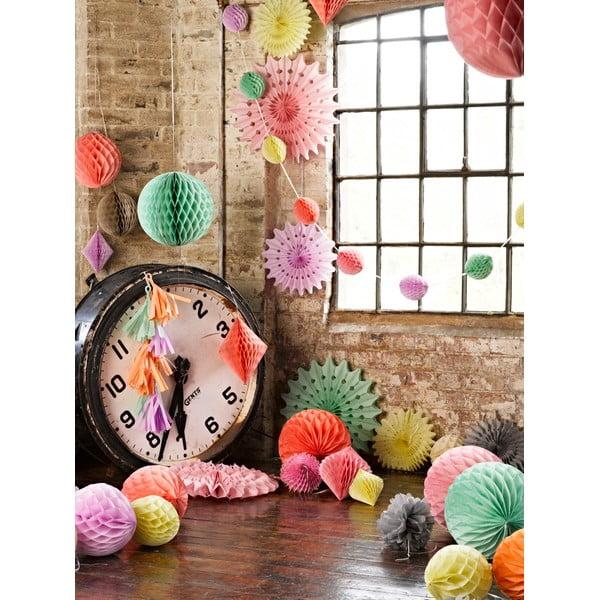 Papierowa dekoracja Giant Bubble Pink XXL