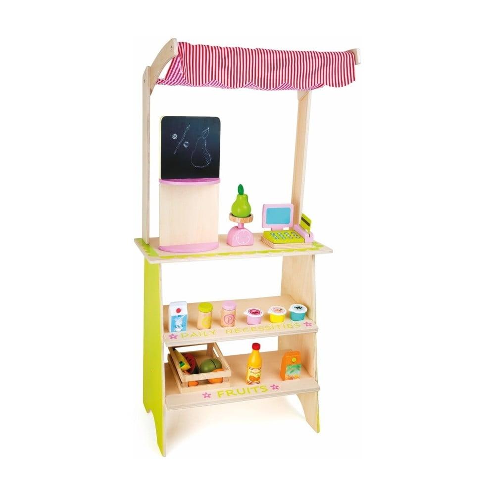 Drewniany Sklep Dla Dzieci Legler Nena Bonami