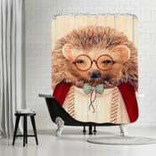 Zasłona prysznicowa Hedgehog, 180x180 cm