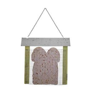 Karmnik na chleb dla ptaków Esschert Design, szer.19,5cm