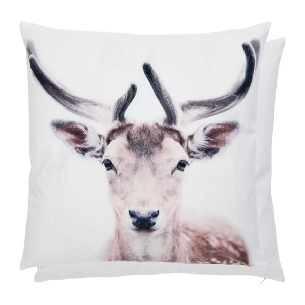 Poszewka na poduszkę Clayre & Eef Deer