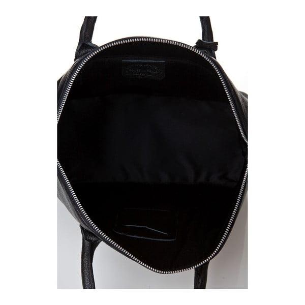 Skórzana torebka Costa Black