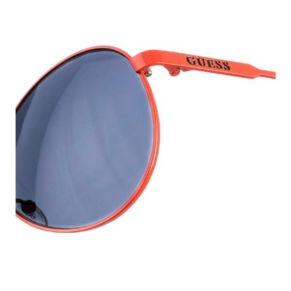 Męskie okulary przeciwsłoneczne Guess GU6725-RD3