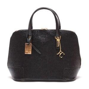 Skórzana torebka Renata Corsi 418 Nero