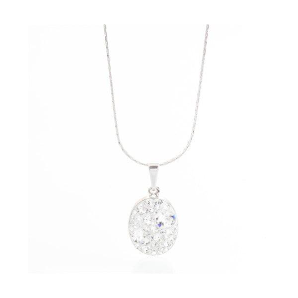 Naszyjnik Laura Bruni Swarovski Elements Bijou Crystal