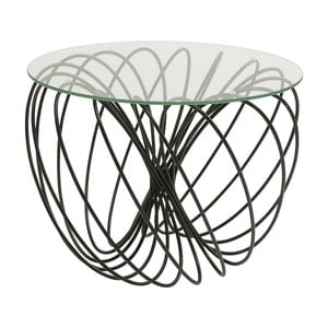 Stolik Kare Design Wire Ball, ⌀ 60 cm