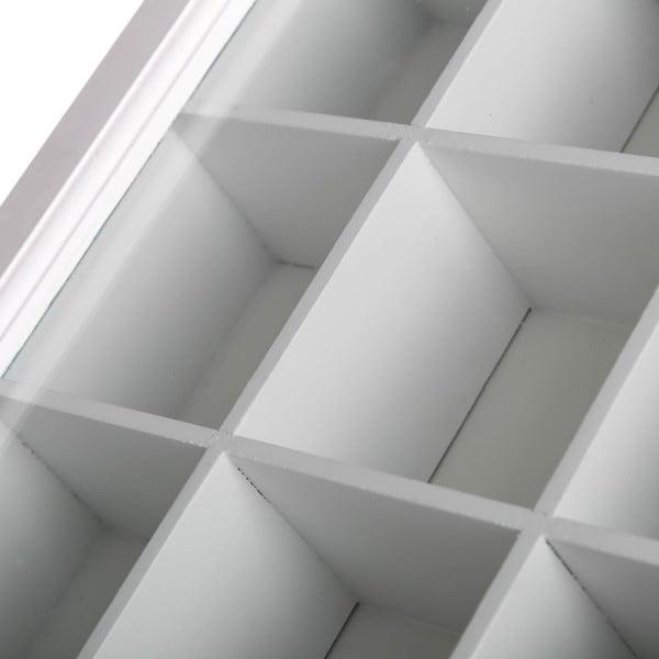 Pudełko z 9 przegródkami White Box