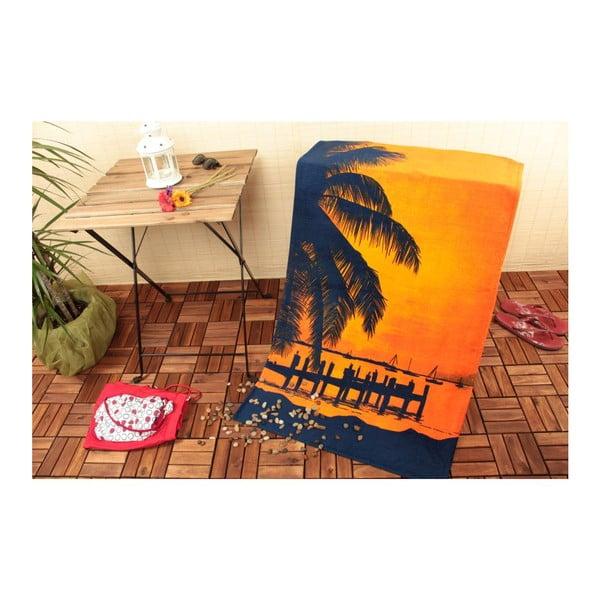Ręcznik Palm Beach, 75x150 cm