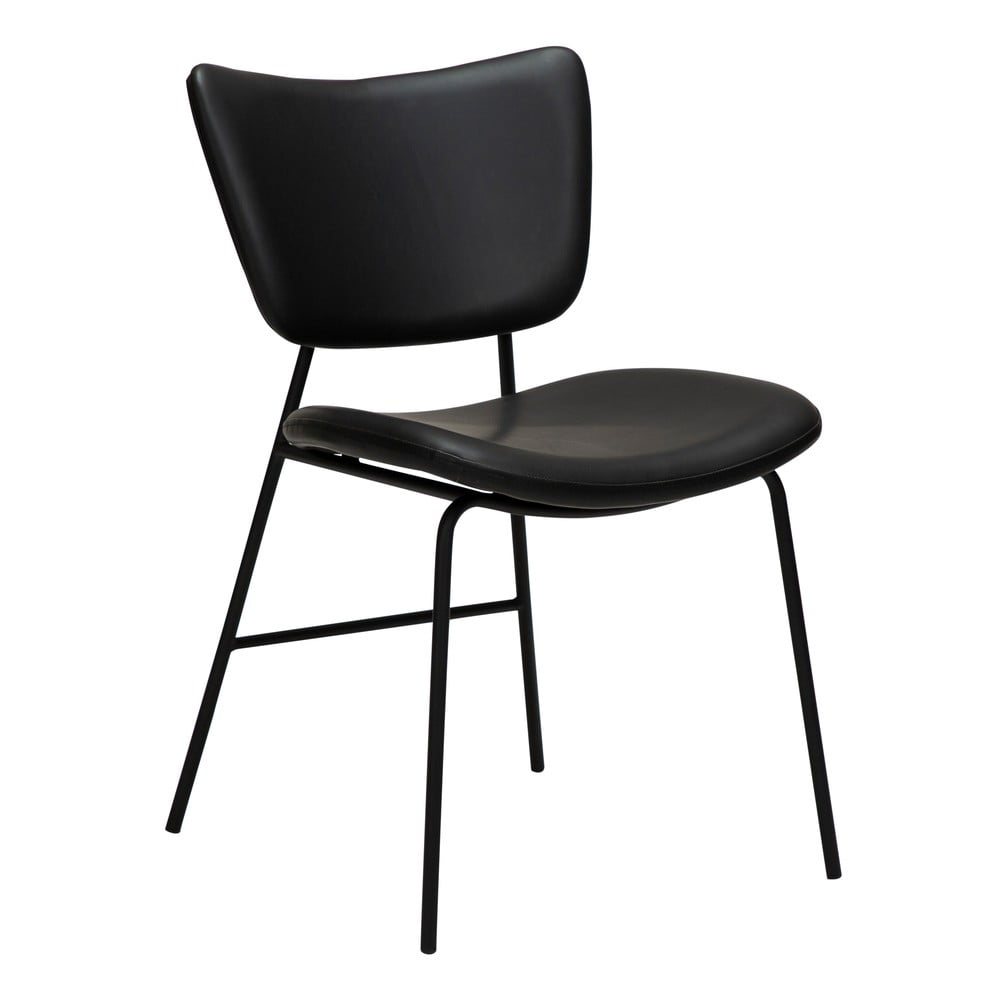 Czarne krzesło DAN-FORM Denmark Thrill