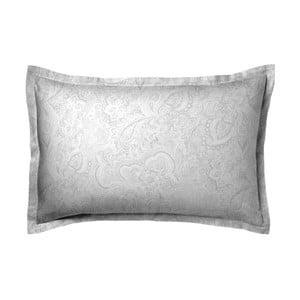 Poszewka na poduszkę Blanco Gris, 70x90 cm