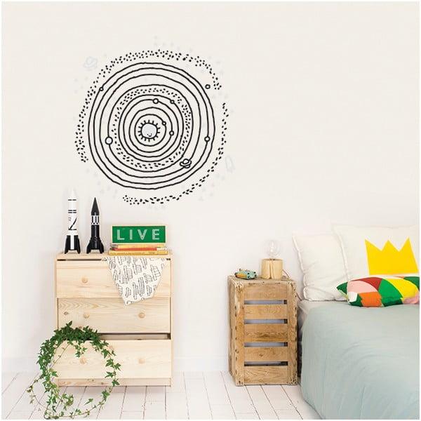 Naklejka dekoracyjna na ścianę Cosmos